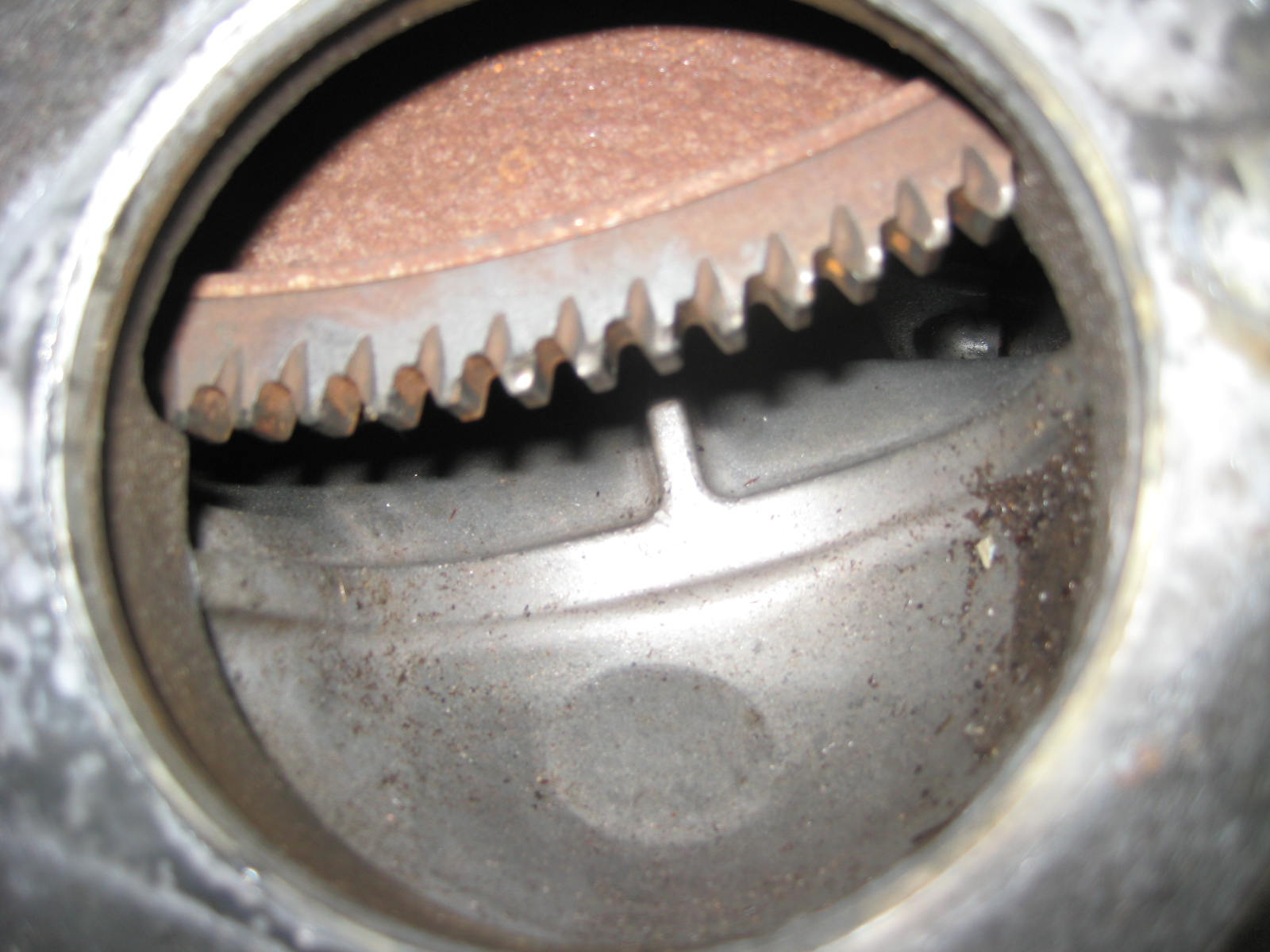 Transmission Flywheel Engine