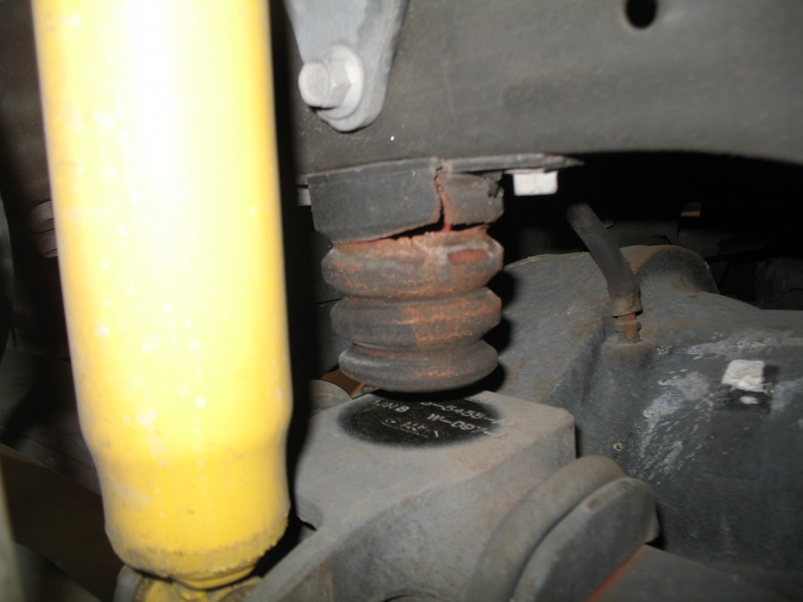 New Ford Excursion >> Front bump stops - Page 2 - Diesel Forum - TheDieselStop.com