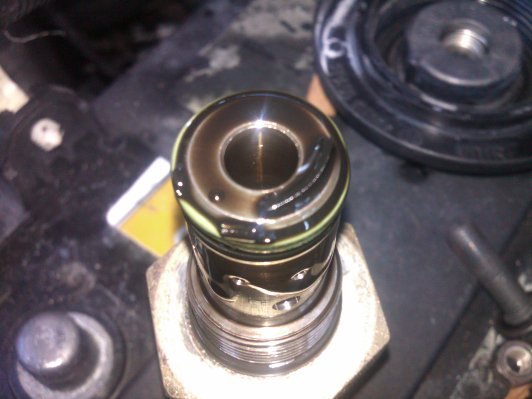 6.0 Powerstroke Crank No Start >> Ran For 15 Minutes After New Oil Cooler Now Crank No Start