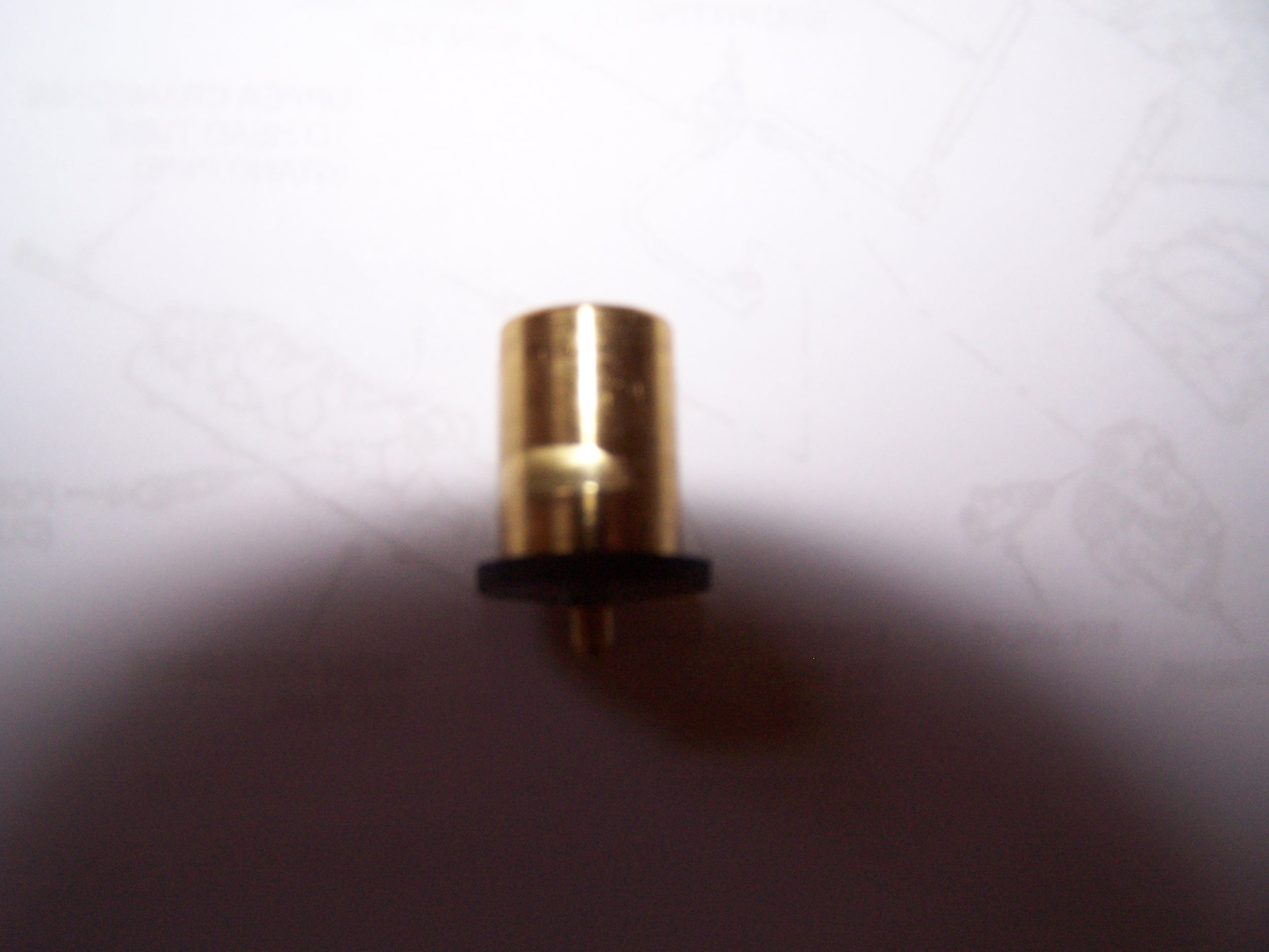 oil filter housing brass valve