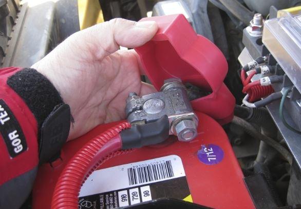 Battery Cable Disintegration Diesel Forum