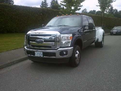 1999.5 to 2012 F-250 Nose Swap Conversion Done!!! - Page 4 ...