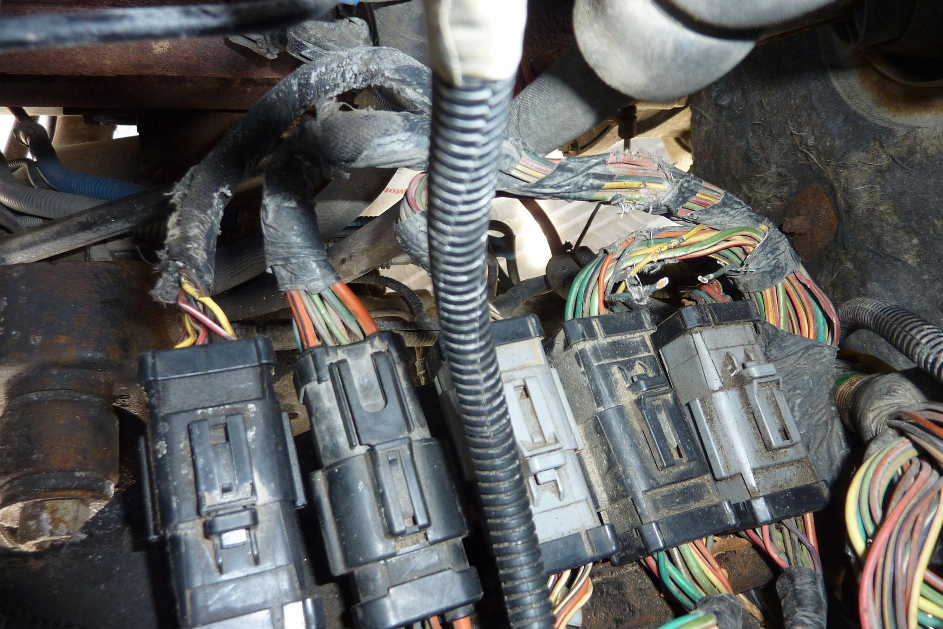 Wiring Harness Accelerator Pedal The Diesel Stop