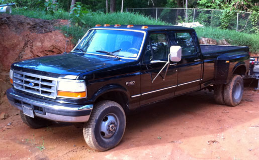 Used Ford F350 Dually Wheels >> Just bought a '96 F350 Dually, Crew, 4x4 - Diesel Forum - TheDieselStop.com