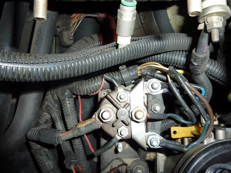 99 7 3 Glow Plug Wiring Diagram