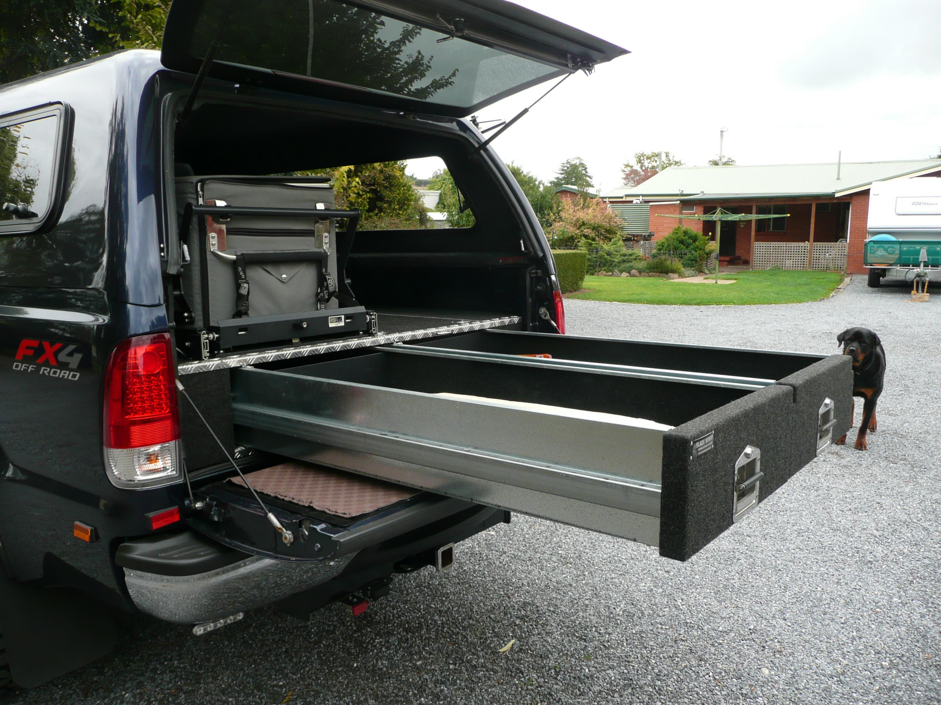 decked boxes pickup bed organizer systems pages storage and truck tool mobile