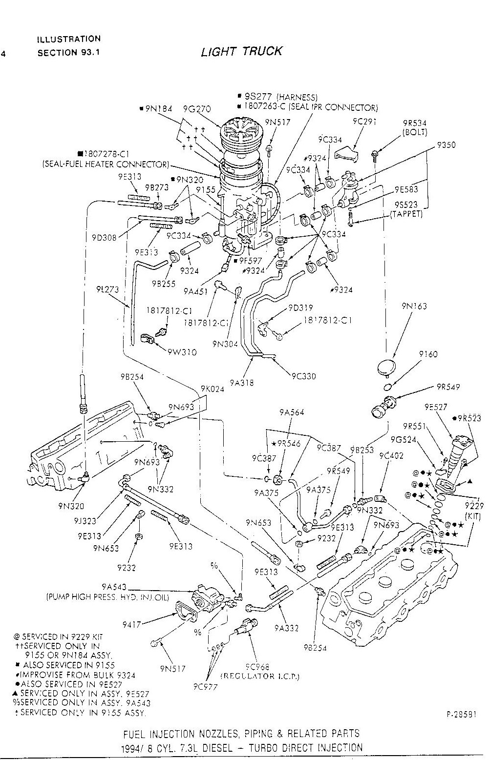 Engine Diagram Water Pump 1997 Ford F 250 Super Duty Wiring Library 350 Schematic Click Image For Larger Version Name P28581 Views 25034 Size 3808