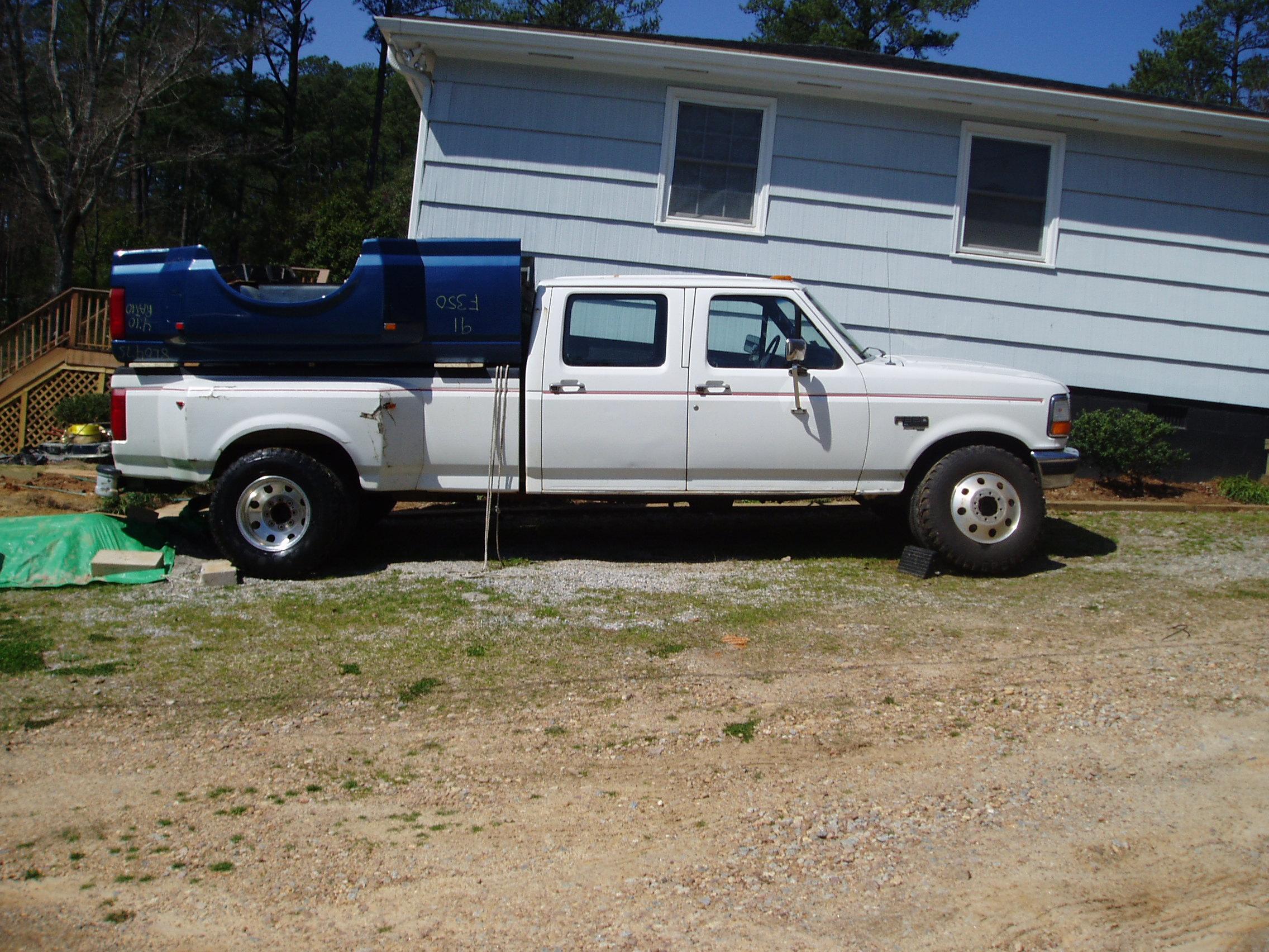 how should i transport a truck bed diesel forum. Black Bedroom Furniture Sets. Home Design Ideas