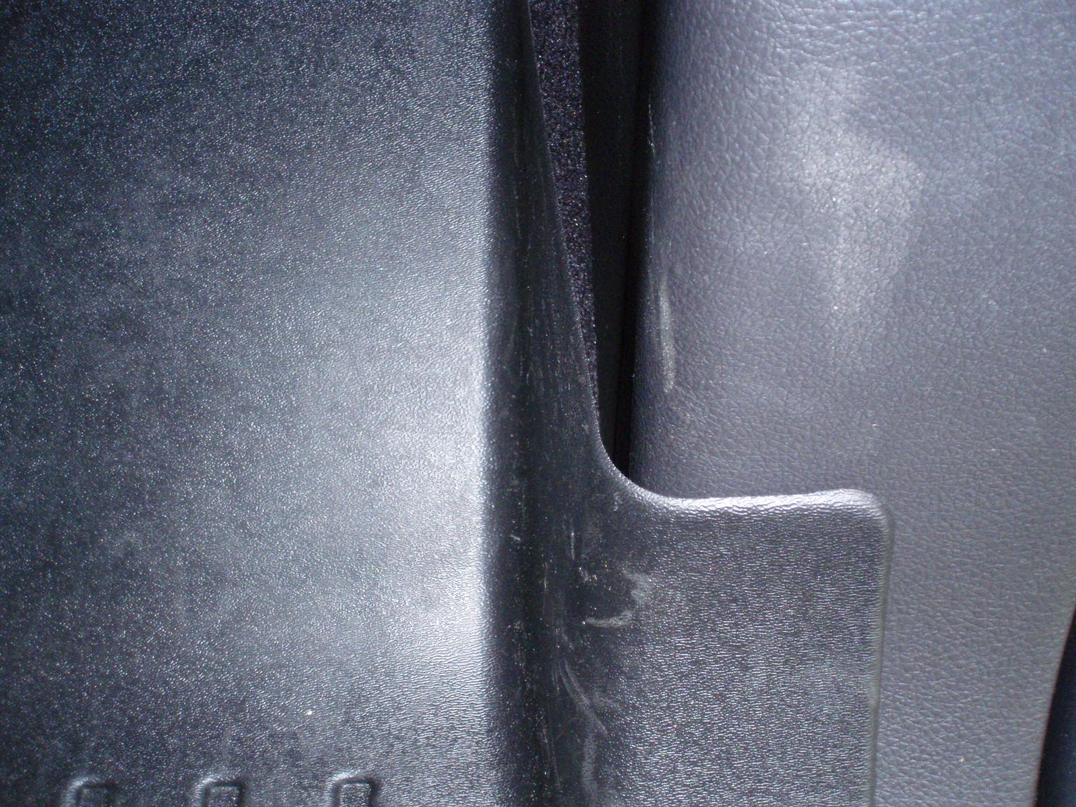 Weathertech floor mats dont fit - Click Image For Larger Version Name P8033755 Jpg Views 616 Size 367 3