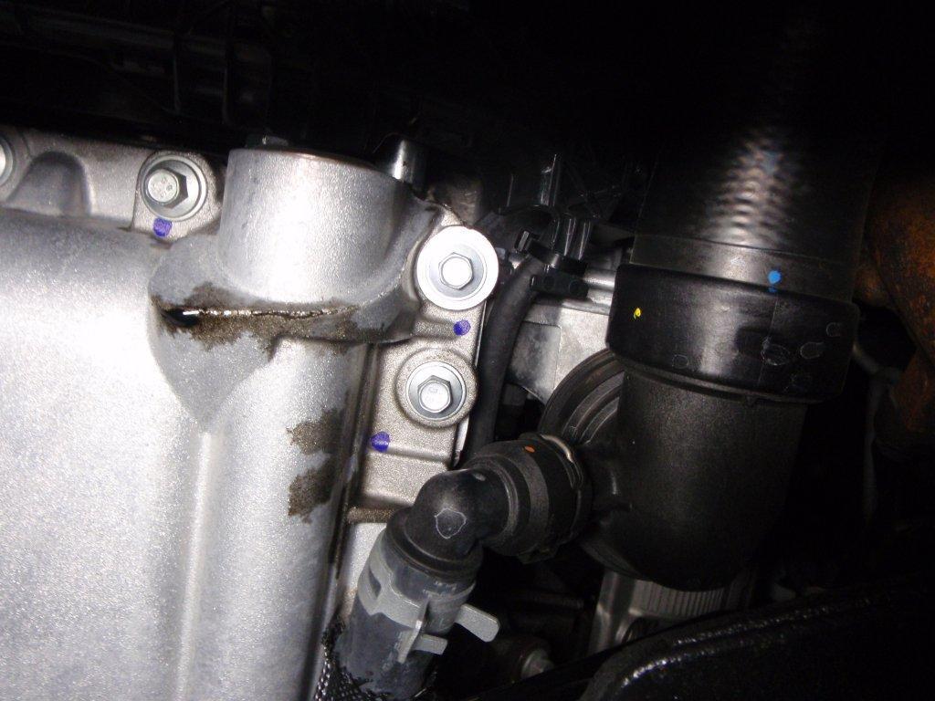 Ford 6.7 Diesel Problems >> Oil Leak - Diesel Forum - TheDieselStop.com