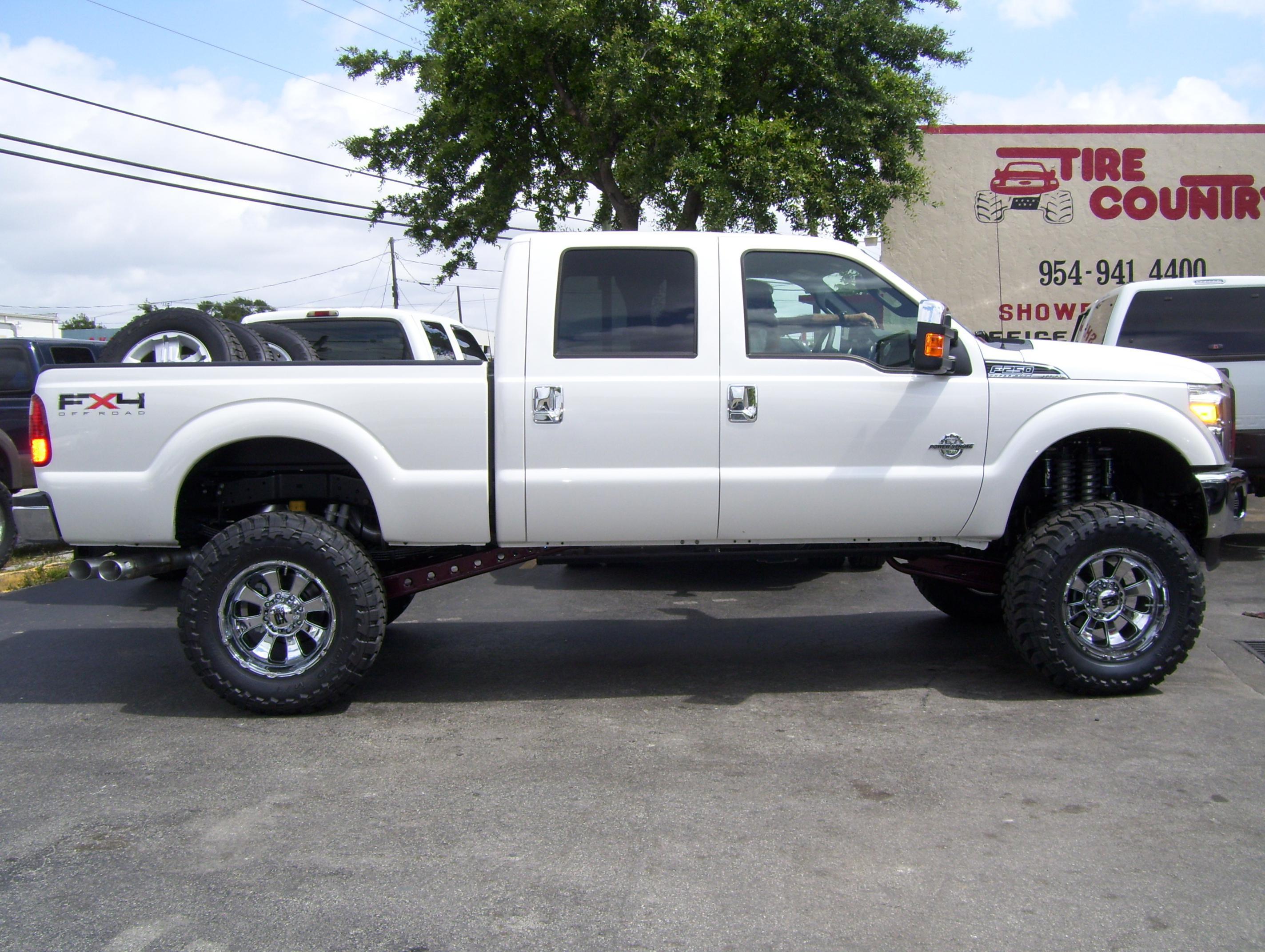 2010 f250