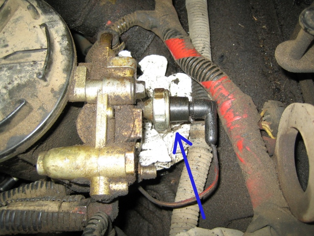3061d1232845493 fuel leak red wire red wire area leak fuel leak from red wire diesel forum thedieselstop com 7.3 powerstroke fuel bowl wiring harness at n-0.co