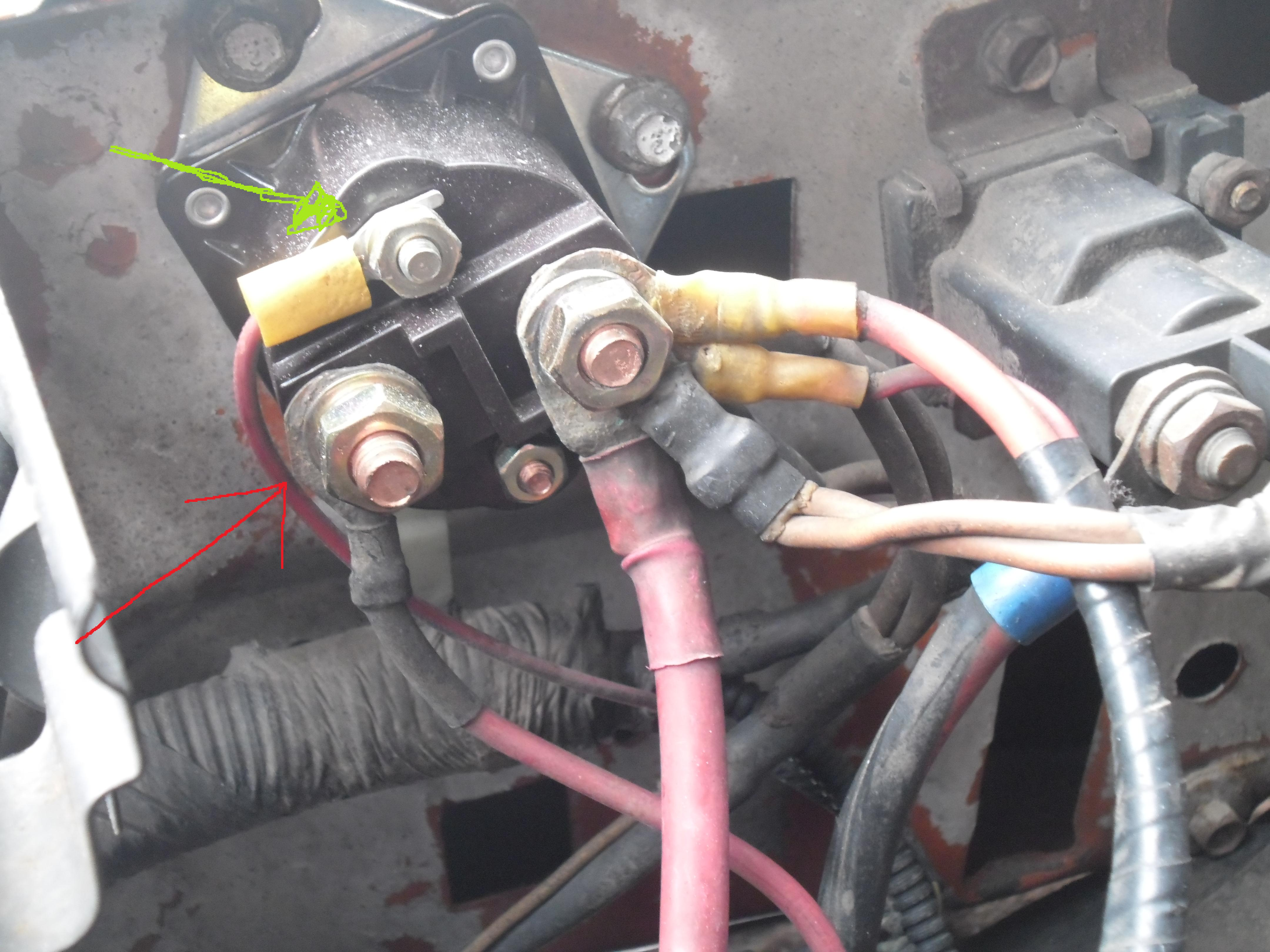2002 Ford F250 Starter Wiring Diagram - Wiring Diagram