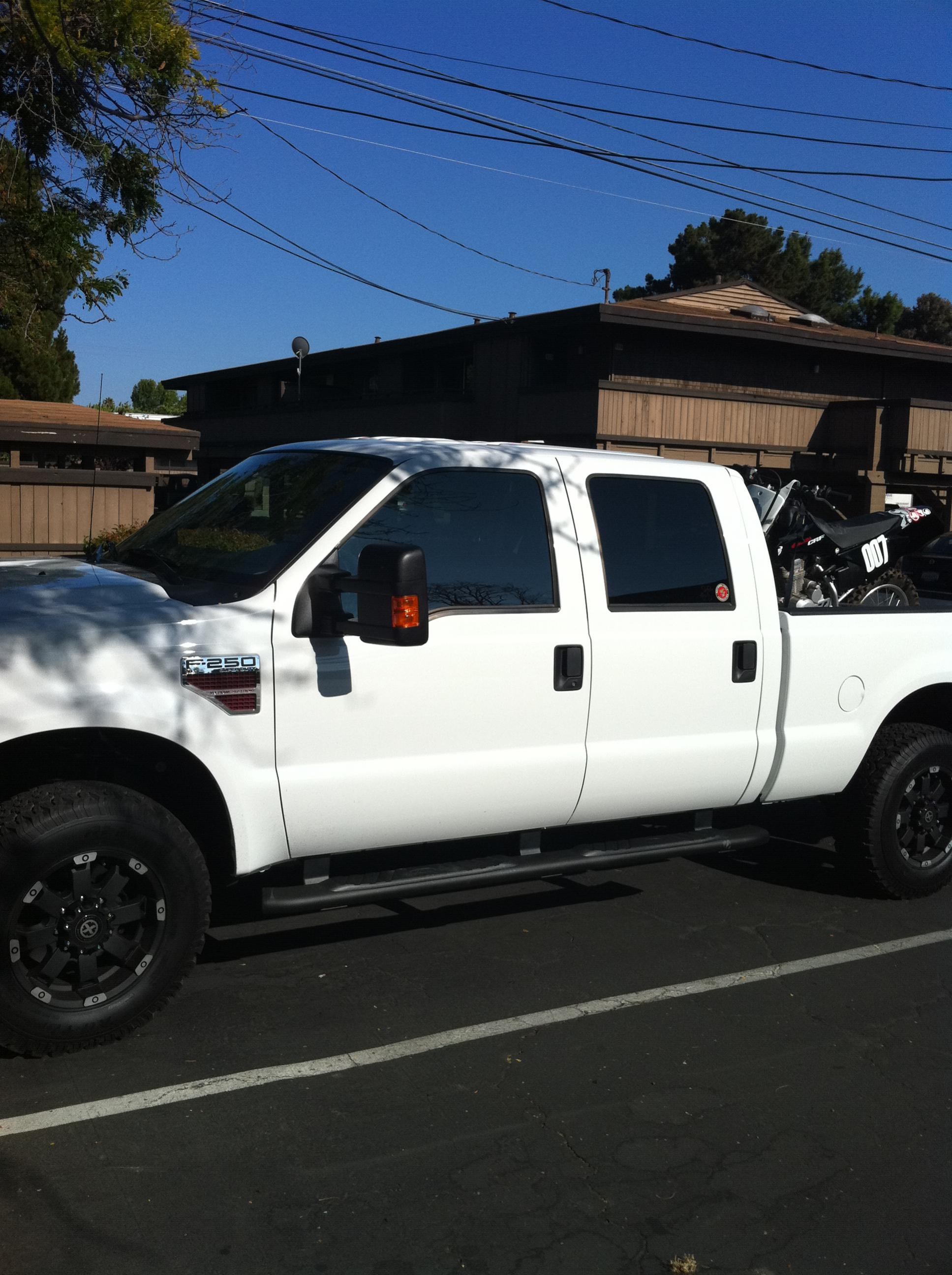 F250 Diesel Mpg D Ford Sd Mpg Issues After Mods Truck