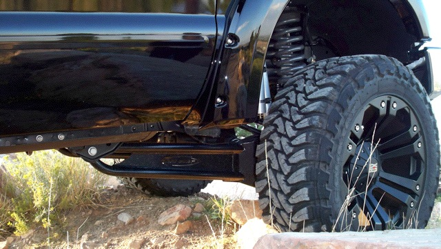 D Finally Got Mine Done Pro Comp Traction Bars Truck