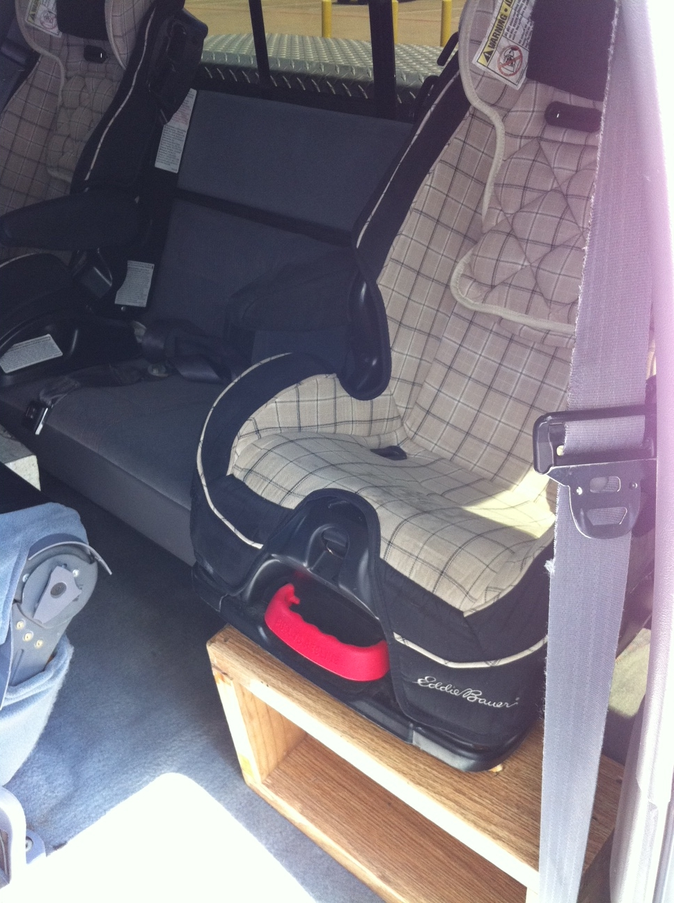 Extended Cab Rear Bench Seat Headrests - Diesel Forum ...