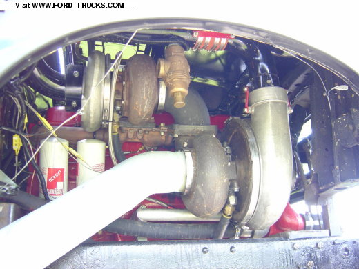 DT466 in an OBS - Diesel Forum - TheDieselStop com
