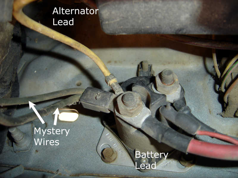 3g alternator wiring solidfonts 3g alternator install a how to mustang forums at stangnet 3g alternator wiring help ford