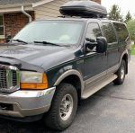 SNOGS's 2001 Ford Excursion