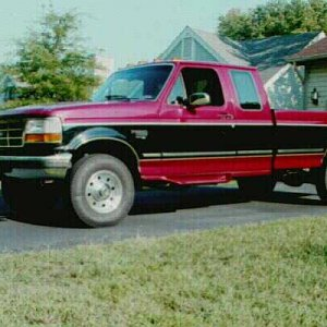 Mike (totalrecall) 1995 F-250  SC 4x4