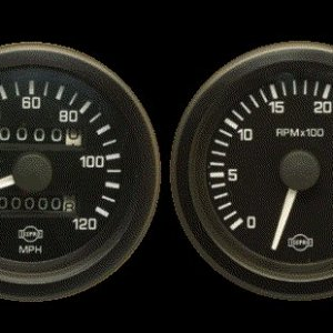 Idea for new gauge panel layout