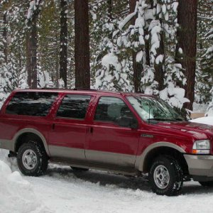 2003 6.0 turbo diesel 4x4 excursion