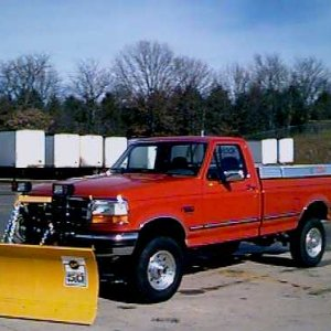 Mike Armstrong 1995 F-350 4x4