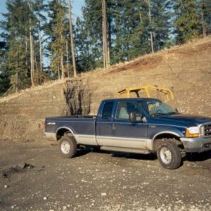 Barry Woodson 1999 F-350 SC 4x4 SRW LWB