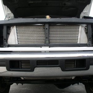 Hypermax Taper-Core Intercooler