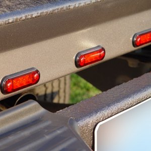 LED Brake Light Bar - detail