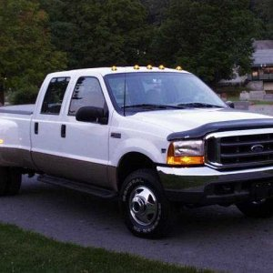 Dusty Phillips 1999 F-350 CC Dually