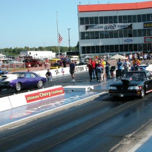 damnbowtie vs Billy Glidden
