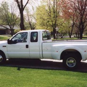 Jerome Feist 1999 F-350 SC Dually