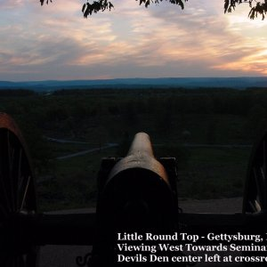 Little Round Top 1
