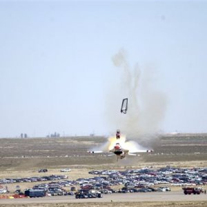 Thunderbird Crashes @ Mountain Home AFB, This Fall