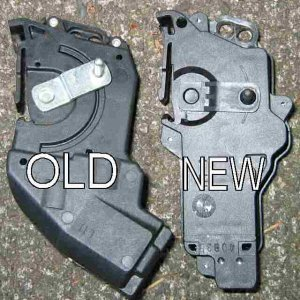 Actuator Old/New