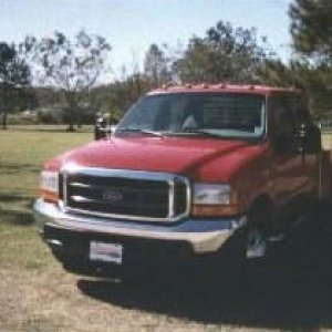 Don Fauntleroy 1999 F-350 CC Hauler