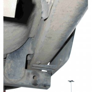 Front Hitch Underside