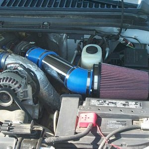 Doc76's 2000 cold air intake