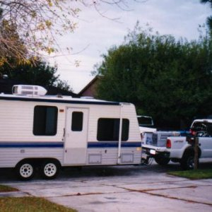 My truck and RV