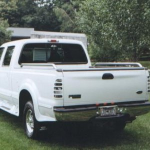 Jerry Ashley 2000 F-250 CC 4x4 SWB