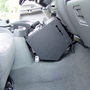 Troy Console - Passenger side view