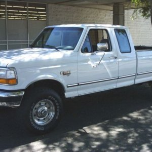 Chris Nigh 1995 F-250 SC 4x4 LWB