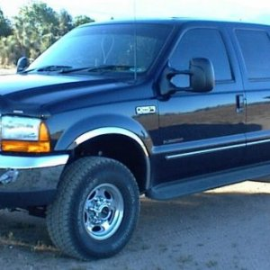 Bobby Williams 2000 F-250 CC 4x4 SWB