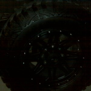M Baum 2002 F250 12-27-08 Wheel/Tire