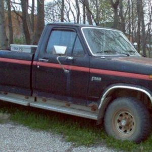 84 ford for sale...