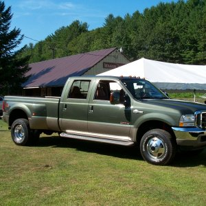 2003.25  F-350 King Ranch