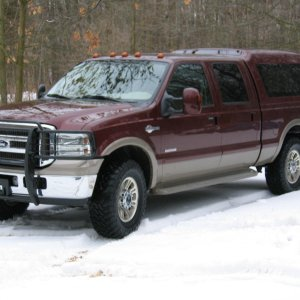 05 f250 king ranch